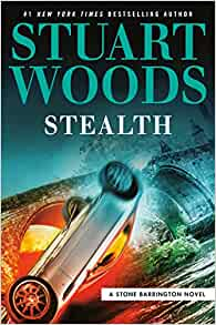 Amazon.com: Stealth (A Stone Barrington Novel) (9780593083161): Stuart Woods: Books