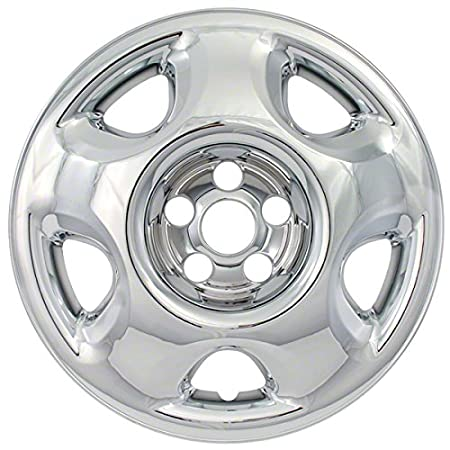 Amazon Com Chrome 17 Hub Cap Wheel Skins For Honda Cr V