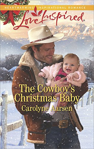 book cover of The Cowboy\'s Christmas Baby