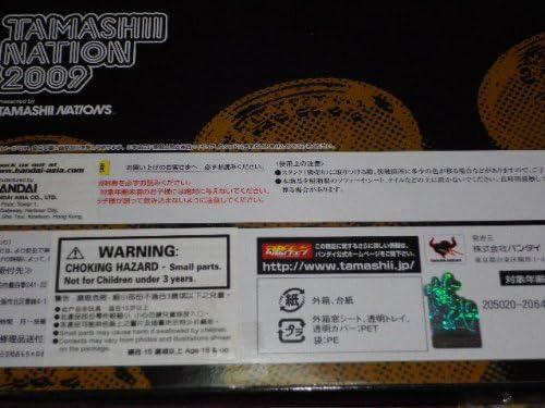 Saint seiya-myth cloth-tamashii 2009 emblem set