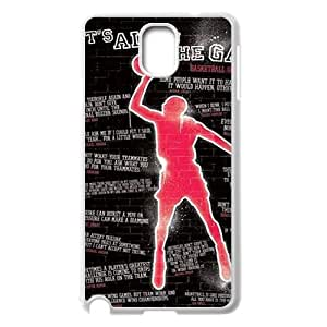 Basketball DIY Case Cover for Samsung Galaxy Note 3 N9000 LMc-92405 at
