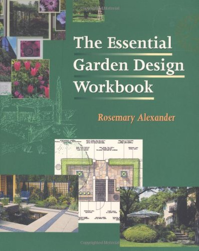 008819266471 upc the essential garden design workbook for Garden design workbook