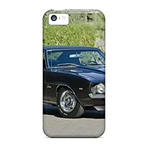 Excellent Iphone 5c Case Tpu Cover Back Skin Protector 1969 Camaro Ss