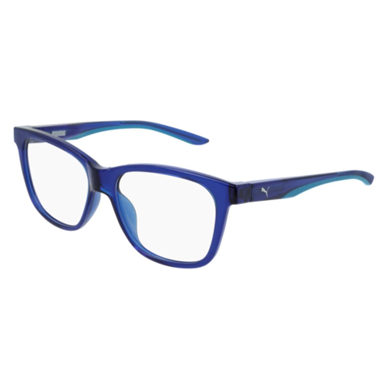 005 BLUE // Eyeglasses Puma PU 0208 O