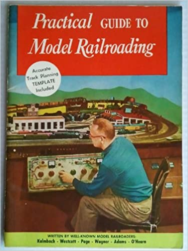 Book Practical Guide to Model Railroading