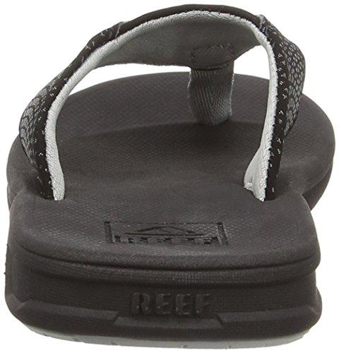 Reef Grom Rover, Zapatos de Primeros Pasos para Bebés Azul (Blue)