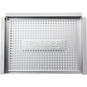 Weber 6687 Essentials Stainless Steel Round Grill Basket