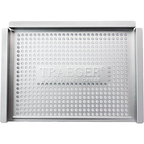 Traeger Grills BAC273 Stainless Steel Grill Basket