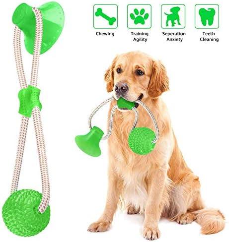 Juguete Ventosa Interactivos Para Perros, Juguete Para Mordedura ...