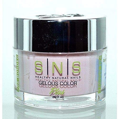 SNS Gelous Color Dip Powder No Liquid, No Primer,No UV Light NC20 1 oz