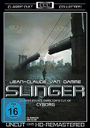 Slinger - Albert Pyuns Directors Cut of Cyborg - Classic ...