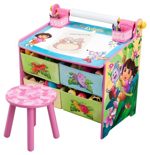 Girls Art Desk Home Furniture Design