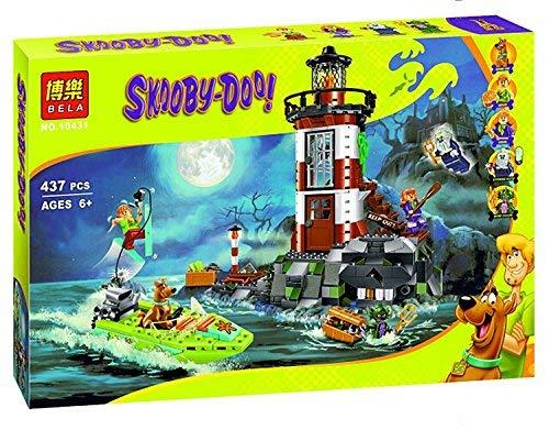 HT TOYS Scooby Doo Model 3D Building Blocks Set