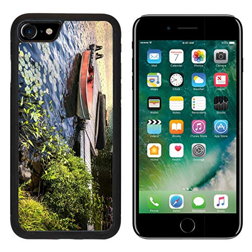 Amazon com: MSD Apple iPhone 8 Case Aluminum Backplate