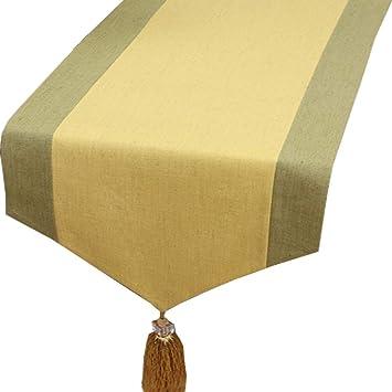 Amazon.com: Happy shopping ZQ-Table - Caminos de mesa ...