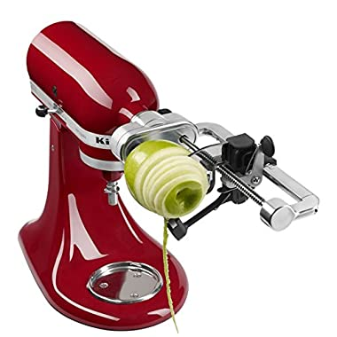 KitchenAid KSM1APC Spiralizer Attachment with Peel, Core and Slice