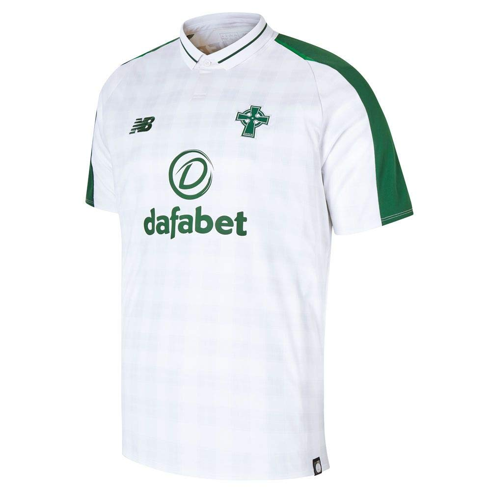 New Balance Herren Celtic FC Away Supporters Jersey