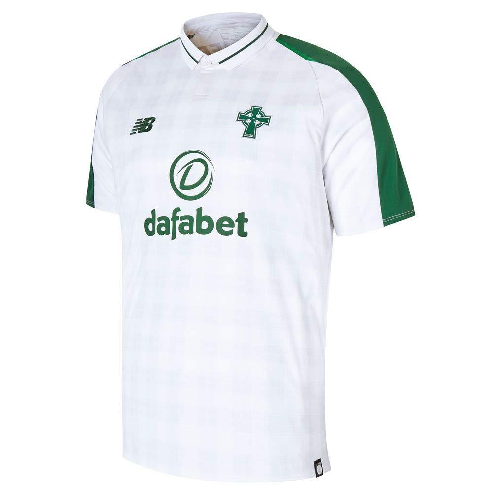 New Balance 2018-2019 Celtic Away Football Soccer T-Shirt Trikot