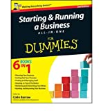 img - for Starting and Running a Business All-in-One For Dummies (Paperback) - Common book / textbook / text book