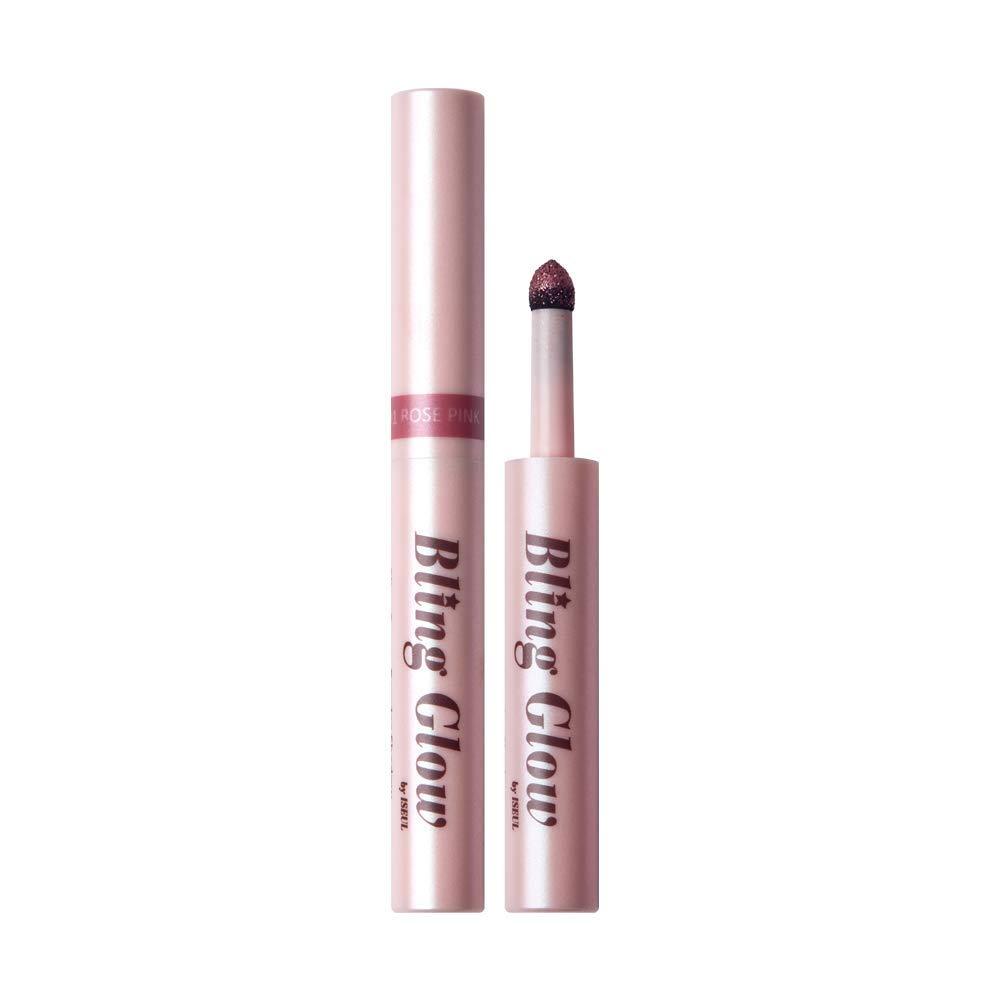 Bling Cream Powder Shadow (Rose Pink)