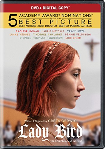 Lady Bird [DVD + Digital] (Bilingual)