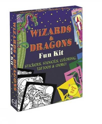 Read Online Wizards and Dragons Fun Kit pdf epub
