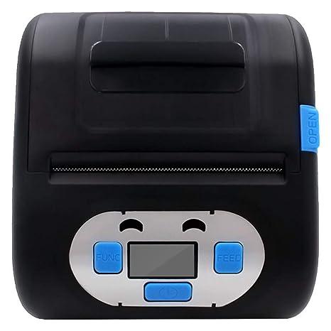 LYXLQ Mini Impresora De Etiquetas, Impresora Portátil De Etiquetas ...