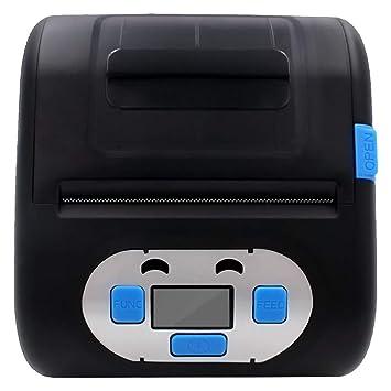 LYXLQ Mini Impresora De Etiquetas, Impresora Portátil De ...