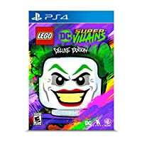 LEGO DC Super-Villains Deluxe Edition for PlayStation 4 Deals