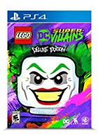 LEGO DC Super-Villains Deluxe Edition - PlayStation 4