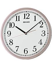 ساعة حائط من سيكو بحركة عقارب هادئة - Qxa730pr