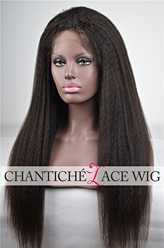 Chantiche-Italian-Yaki-4x4-Silk-Top-Human-Hair-Lace-Front-Wigs-with-Baby-Hair-for-Black-Women-Glueless-Brazilian-Best-Remy-Human-Hair-Wig-Invisible-Parting-130-Density