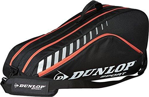 Dunlop Club Tennis Sports Equipment & Racquet Storage Bag 6 Racket Holdall