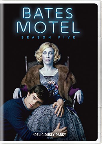DVD : Bates Motel: Season Five (3 Pack, 3 Disc)