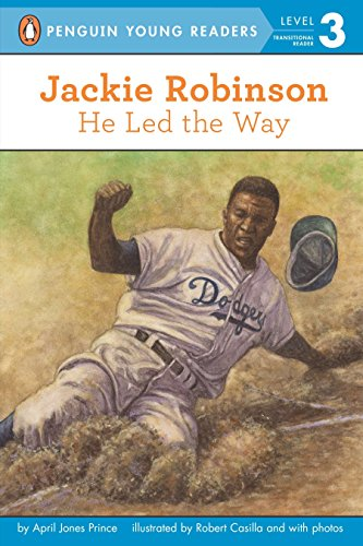 Jackie Robinson: He Led the Way (All Aboard Reading)
