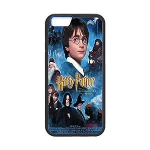 "JenneySt Phone CaseMagic Nnovel Harry Potter Wallpaper For Apple Iphone 6,4.7"" screen Cases -CASE-17"