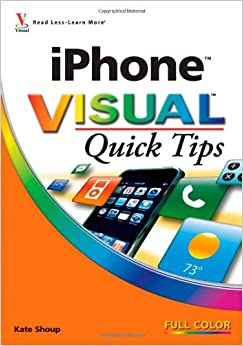 Book iPhone Visual Quick Tips