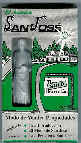 TWOS Sales 401 The Authentic St Joseph Home Sale Practice Kit Hispanic Version