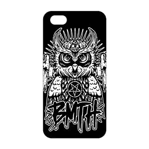 diy zhengCool-benz King owl BMTH 3D Phone Case for iphone 5/5s/