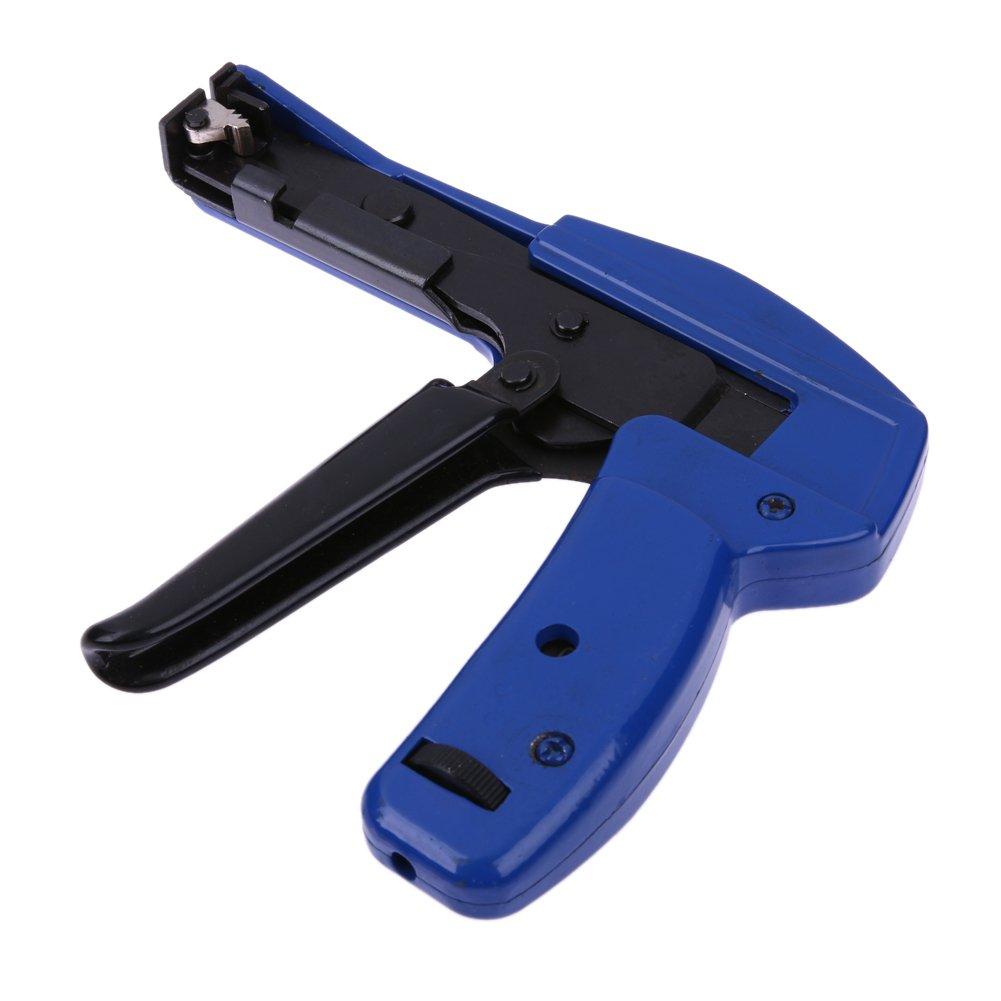 Awakingdemi Cable Tie Gun, Fastening and cutting tool special for Cable Tie Gun for Nylon Cable Tie Fasten and Cut Cables by Awakingdemi (Image #7)