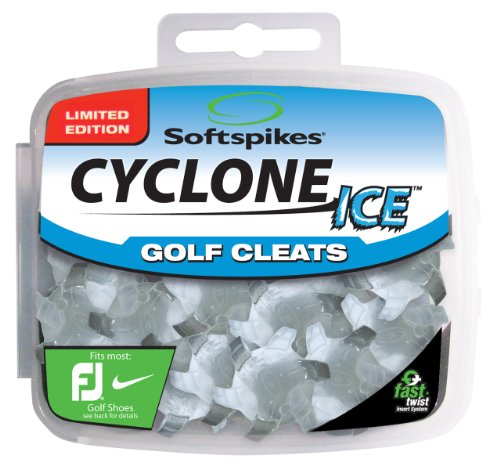Softspikes Cyclone Fast Twist Golf Cleat Kit, Outdoor Stuffs