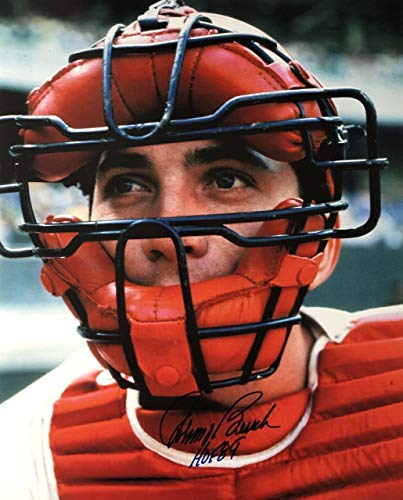Johnny Bench Cincinnati Reds 16-2 16x20 Autographed Photo - Certified Authentic