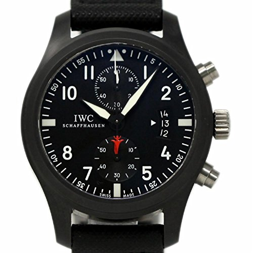 - IWC Pilot Swiss-Automatic Male Watch IW388001 (Certified Pre-Owned)
