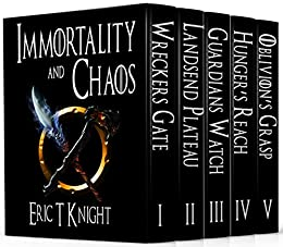 Immortality Chaos Complete Box Set ebook product image