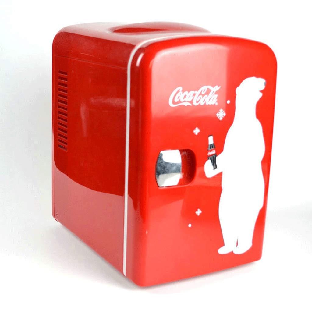 Neveras de Viaje Mini Cocá-Colá Car Home Refrigerator, AC + DC ...