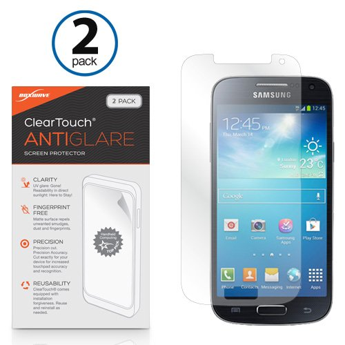 BoxWave Samsung ClearTouch Anti Glare Protector