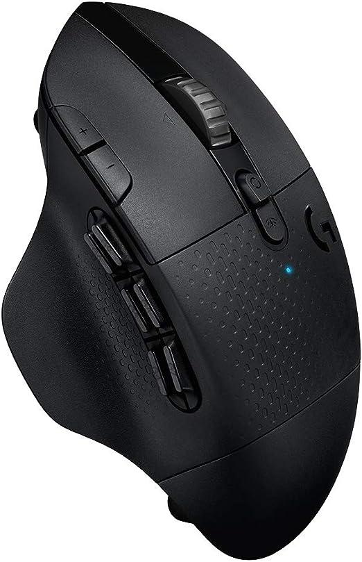 Logitech G604 Lightspeed Kabellose Gaming Maus Hero Computer Zubehör