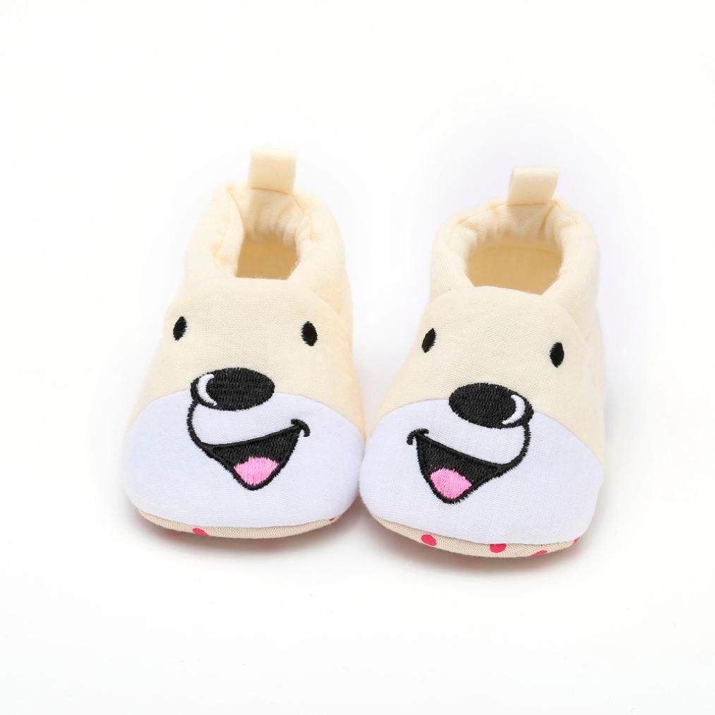 Zapatos Bebe,ZARLLE Botines Bebé ReciéN Nacidos Botas Zapatos Calientes Suave Invierno Zapatos Calientes Botas Primeros Zapatos para Caminar Princesa del ...