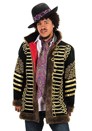 Jimi Hendrix Halloween Costume (elope Jimi Hendrix Paisley Scarf)