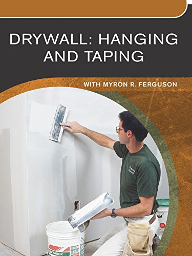 (Drywall: Hanging and Taping)